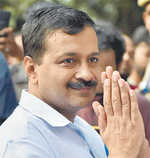 EC to Kejriwal: Behave or will de-register AAP