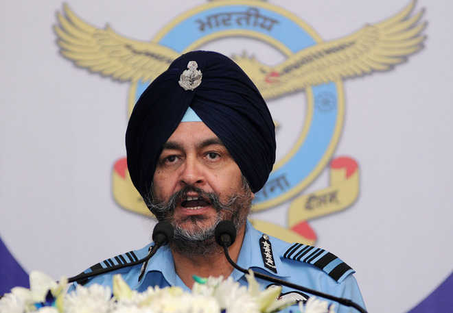 IAF: Ready for two-front war