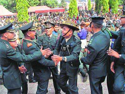 Army to change intake norms for officers, better deal for SSC