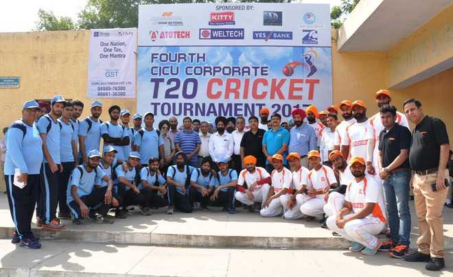 Invitation For Corporate Cricket Tournament: CICU Holds Corporate T-20 Cricket Tourney