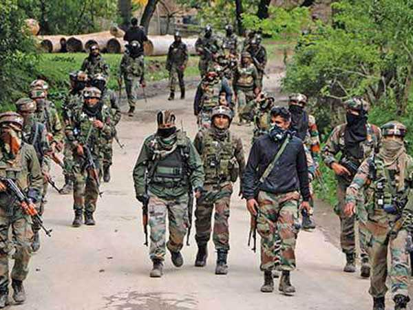 2 IAF personnel killed in gunfight with militants in Kashmir
