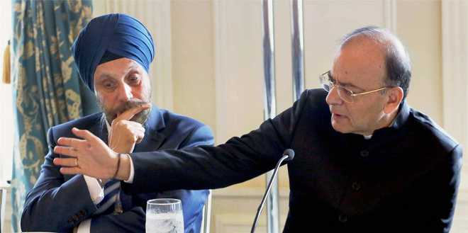 'Positive mood' about India in US: Jaitley
