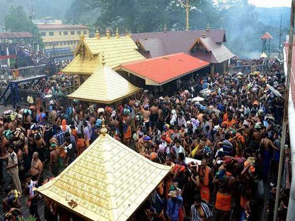 SC sends Sabarimala Temple entry ban issue to Constitution Bench