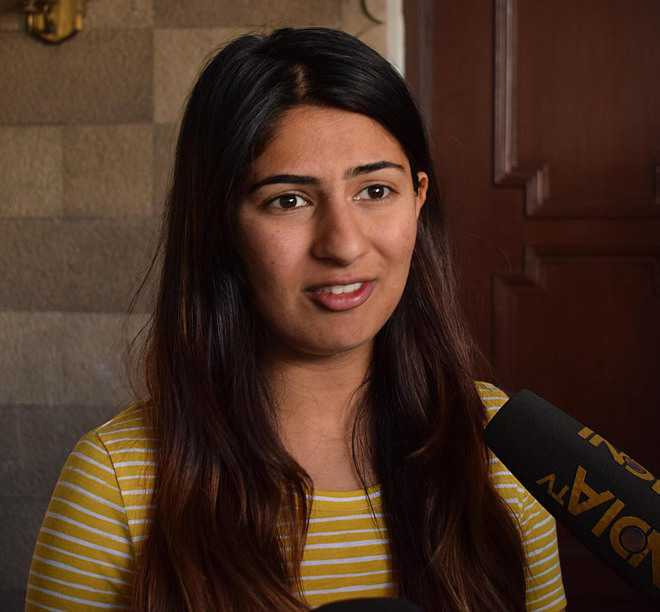 Time magazine names Gurmehar Kaur among Next Generation Leaders