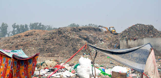 Displacing dumping yard, headache for ministers