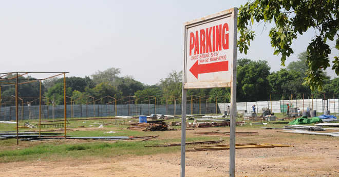 15 government schools open for parking from today