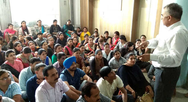 Sans salary, counsellors & teachers up in arms