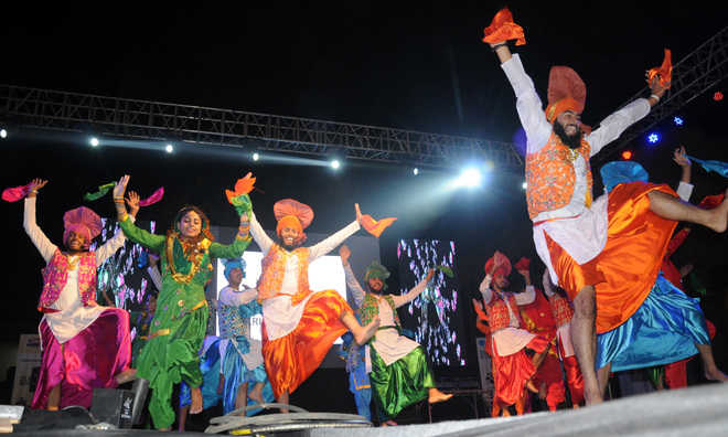 Technical, cultural competitions kick off annual fiesta at CCET-26