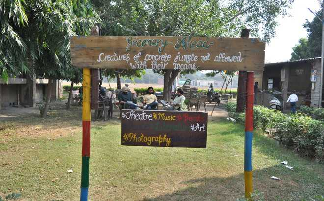 Get a feel of undivided Punjab at PAU's cafe