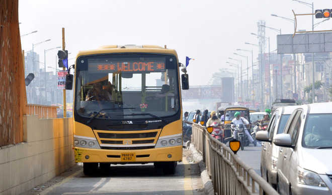 Metro bus services resume after five days