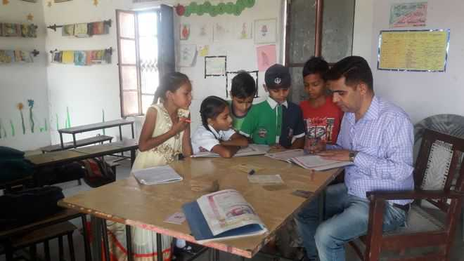 Despite holidays, teachers rise to the occasion in govt schools