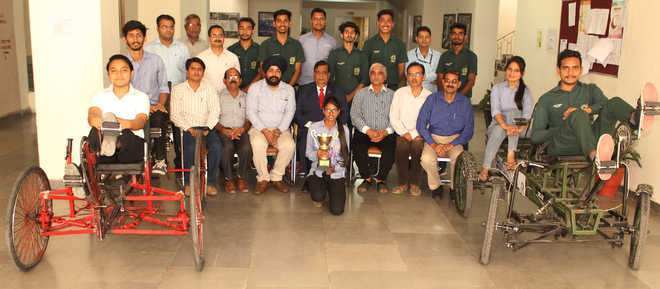 ISTC students win NASA Rover Challenge Asia Cup