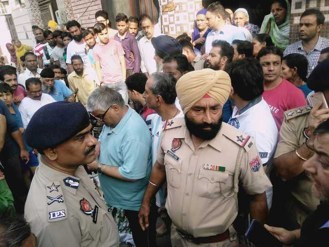 RSS leader Ravinder Gosain shot dead in Ludhiana
