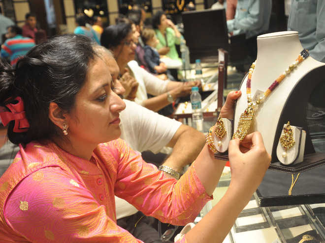 All that glitters is gold on Dhanteras