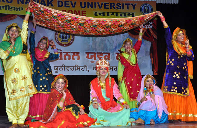 GNDU youth festival concludes