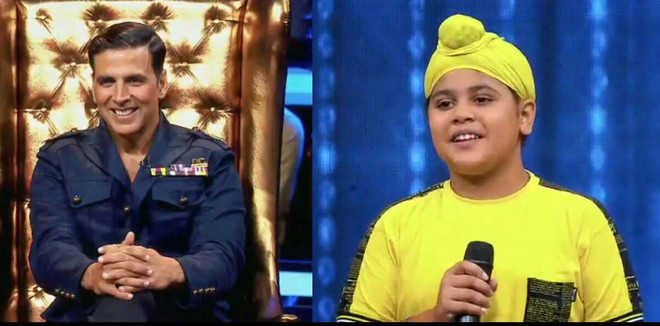 City boy makes it to Akshay's laughter show