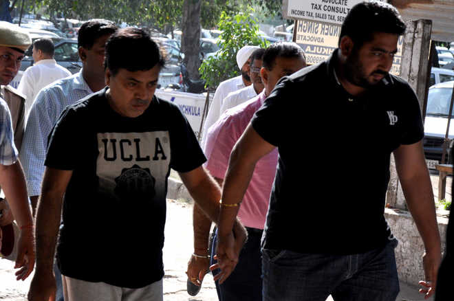 CEO of dera firm nabbed