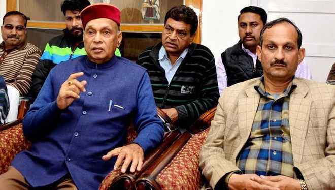 BJP announces candidates for 68 Himachal Assembly seats