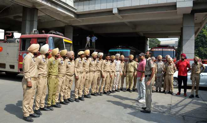 Fire brigade gears up for Diwali