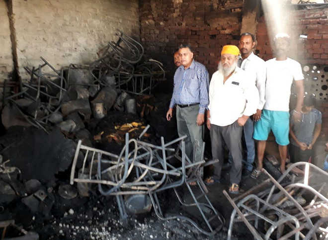 29 fire incidents reported from city on Diwali night