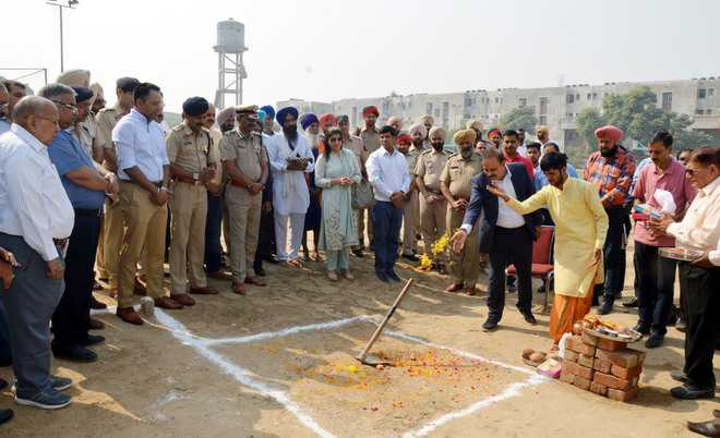 Sports complex for cops in 2 months: Hero Cycles head