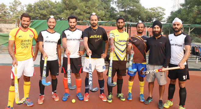Punjab Police ooze confidence as new players join team