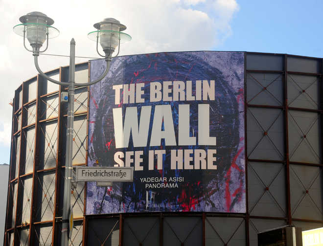Revisiting the Berlin Wall