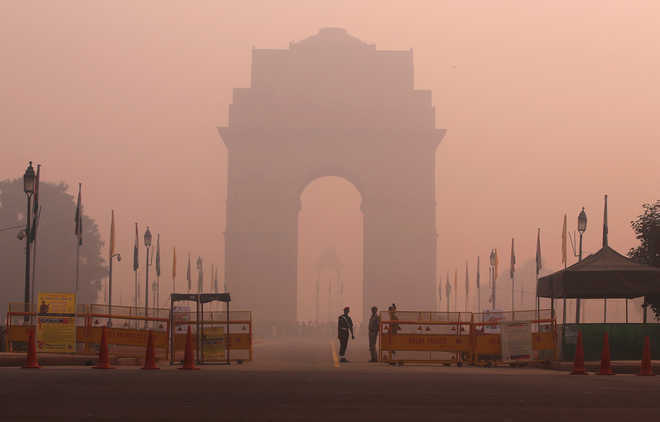 Capital breathes deadly air after Diwali pollution