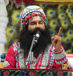 Wife, others meet jailed dera head Gurmeet Ram Rahim
