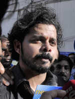 Sreesanth mulls representing another country
