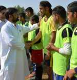 Govt aims to upgrade stadiums: Lal Singh