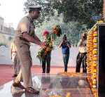 Top cop pays tribute to police martyrs