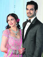It's a girl! Esha Deol and Bharat Takhtani welcome their child