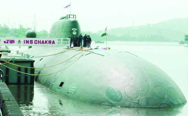 US 'accessed' Russian sub in India