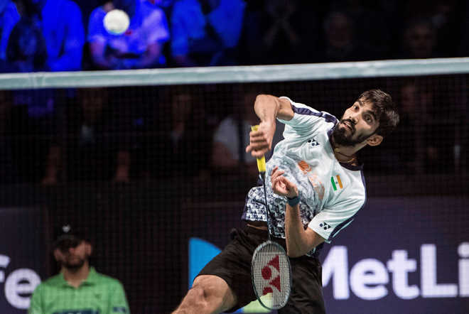 Kidambi Srikanth pulls out of China Open Super Series