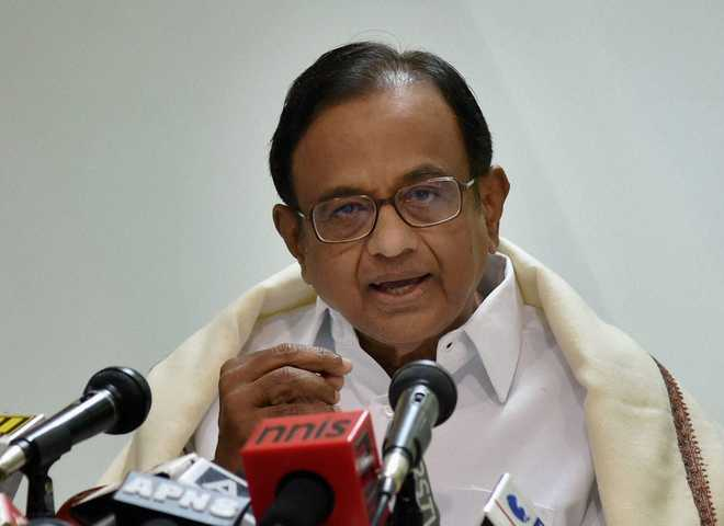 It took four months for commonsense to 'germinate', says Chidambaram on GST rollback