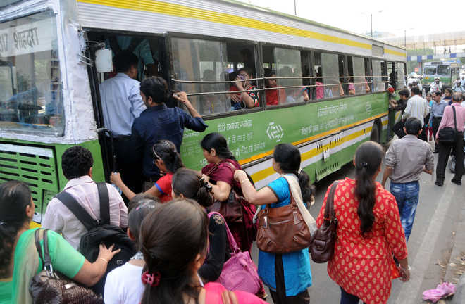 DTC buses create so much noise, they are great nuisance: NGT