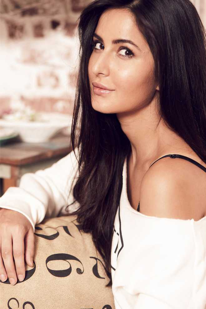 Satisfied with the films I'm doing: Katrina Kaif