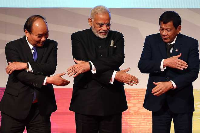 ASEAN-India summit: PM Modi calls for intensified efforts to fight terror