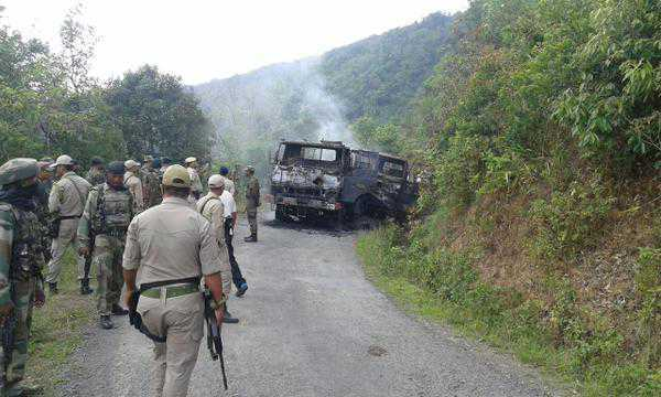 Two militants, Army jawan killed in Manipur encounter