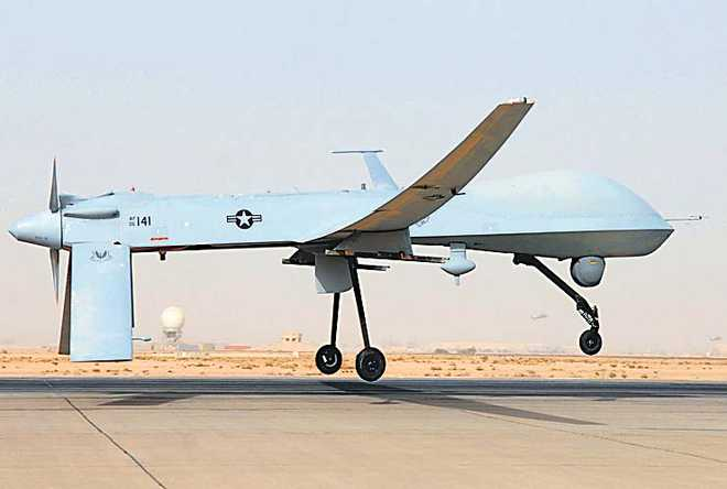 Army eyes 60 high-end drones