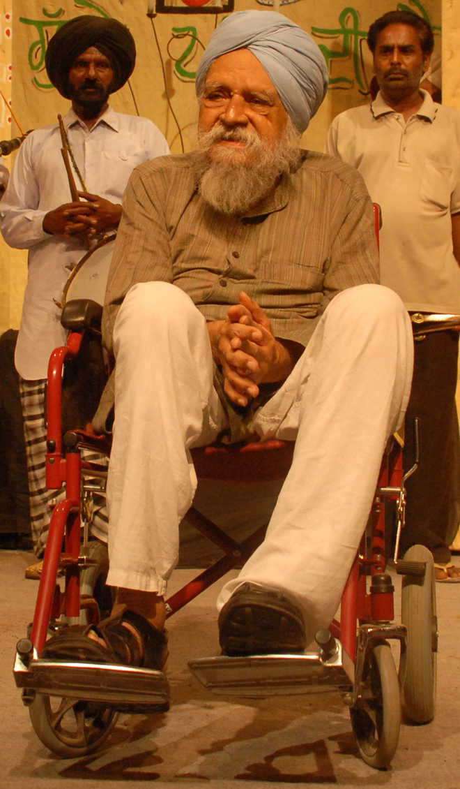 Bhajji continues to inspire