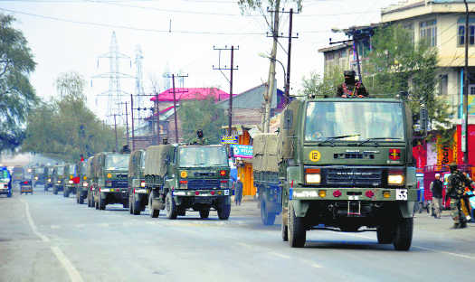 Kashmir: It is a bumpy ride for the Army