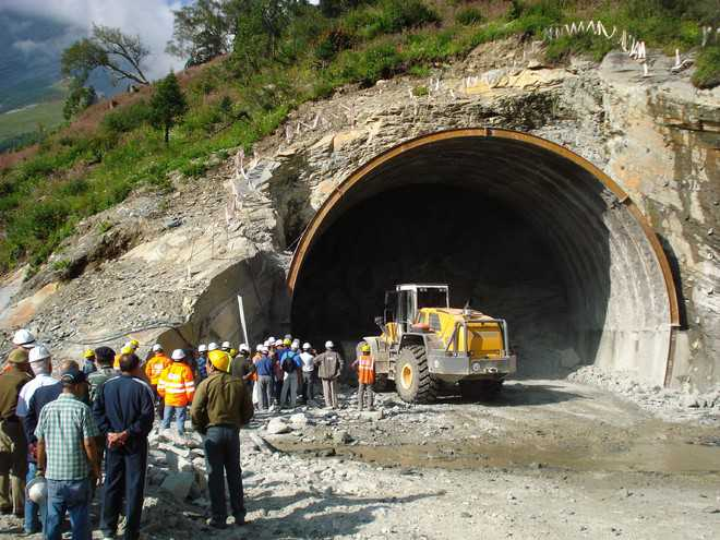 Rohtang tunnel to be accessible to tribals during medical emergencies