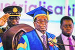 Mugabe appears in public for first time since 'coup'