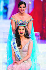 Manushi Chillar from Haryana is Miss World