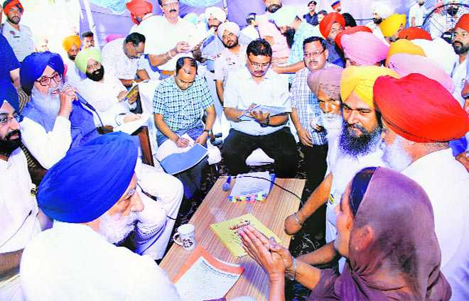 In Punjab, opposite 'cultures' collide