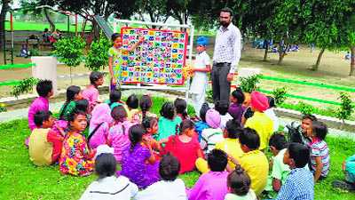 Lessons in primary education from Punjab hinterland
