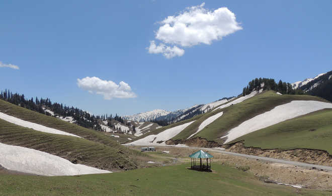 Bhaderwah beauty minified by unrest, blotched by apathy
