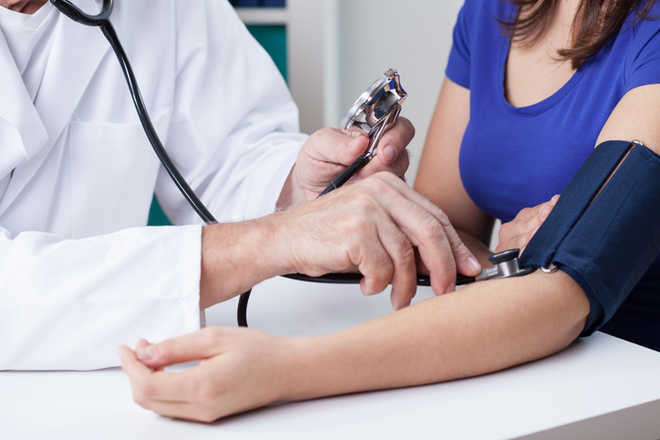 Blood pressure starts dropping 14 years prior to death: Study